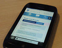 University of Liverpool mobile intranet