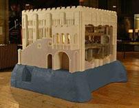 Norwich Castle Model