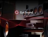 GutSound - UI/UX design