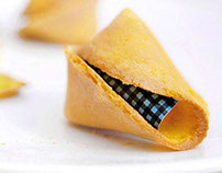 Graphic Fortune Cookies