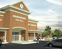 Villa Rica City Hall Rendering