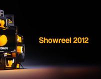 Showreel 2012