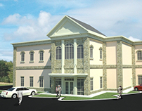 Ellijay Convention Center Rendering