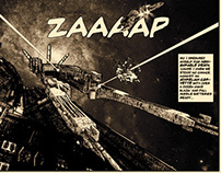 ZAAP-An homage to the comic artists