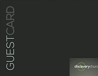 Discovery Church - Guest Cards