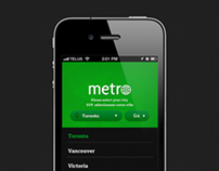 Metro News - iOS & Android App