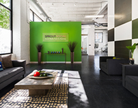 Sprout Social, Chicago, Architect: Box Studios