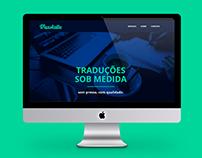 Translatte - Logo / UI