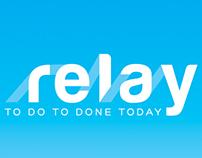 Relay / Perceptel logo