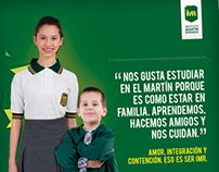 IMR Campañas de publicidad Inscripciones 2013