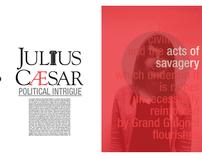 Julius Caesar Editorial
