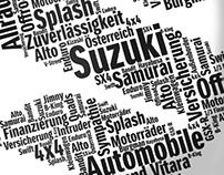Suzuki shopping bag