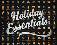 Holiday Essentials Poster
