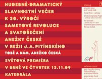 GRAFIKA: Koncert Anežka Česká