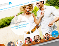 Yalla Seha Website