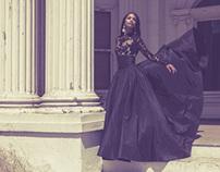 Zoe Saldana - Harper's Bazaar