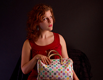 Advertising Photography: Handbag