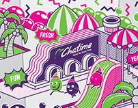 chatime cup design competition