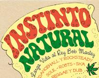 POSTER DESIGN Identity #Handmade Ilustration #Reggae