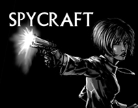 Spy Games - Artwork from the game Spycraft