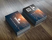 Kartvizit tasarımı (Business Card)