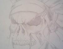 [Sketch] Skull