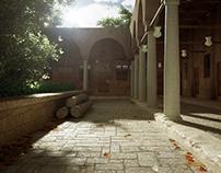 Madrasa of Sultan Mahmoud Khan