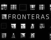 Experiencia Interactiva. Fronteras.