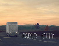 Paper City (VFX short)