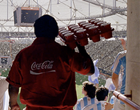 Coca-Cola Argentina TV Spot Massive Simulation