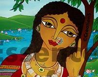 Rangili Gujaratan