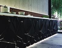 Concept_Kitchen. Black