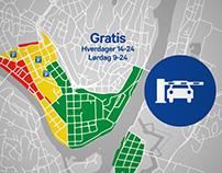 Parking - Fredrikstad