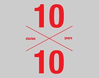 10 Years 10 Stories