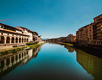 Italy, Seven days in Firenze and Pescara.