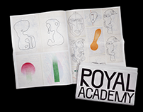 Royal Academy of Fine Arts - Newspaper