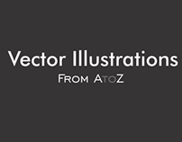 Vector Illustrations - from A to Z