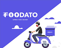 Logo Design for Food Delivery App