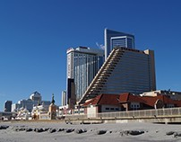 Travel Photography: Atlantic City, NJ