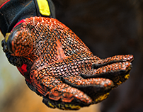 IronClad Gloves with Vibram Technology
