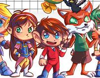 Sega Memories