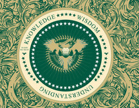 USF Presidential Seal