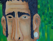 Self-portraits Paintings