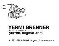 Yermi Brenner, Video Journalist