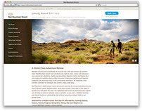 Red Mountain Resort website