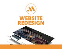 Mubble Website Redesign