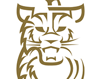 Tiger Beer-Team Tiger Logo Design