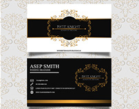 Latest Business Card Designs - Byteknight Designs