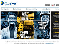 Quaker Chemical Corporate Site
