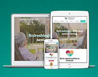 Website & Graphic Design for Samaritan Village